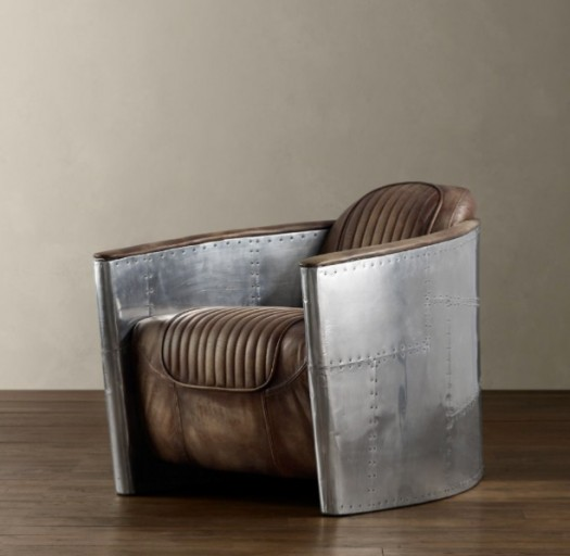Aviator Chair – Timothy Oulton