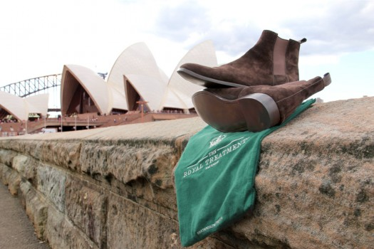 The Royal Treatment at Sydney Opera House, Australia