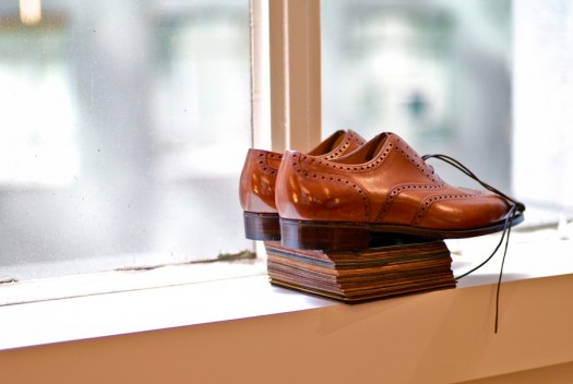Gaziano & Girling bespoke shoes