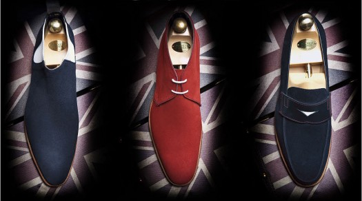 Crockett and Jones - The London Collection