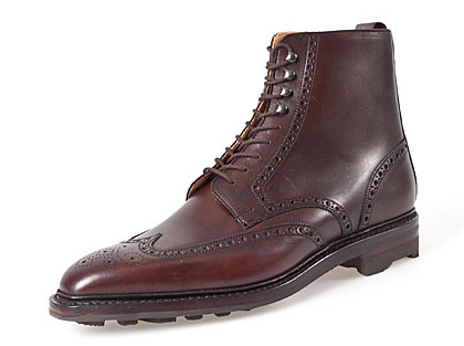 Crockett and Jones winterboots