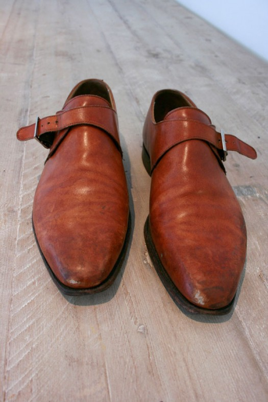 Crockett and Jones Monkton - Before The Royal Treatment