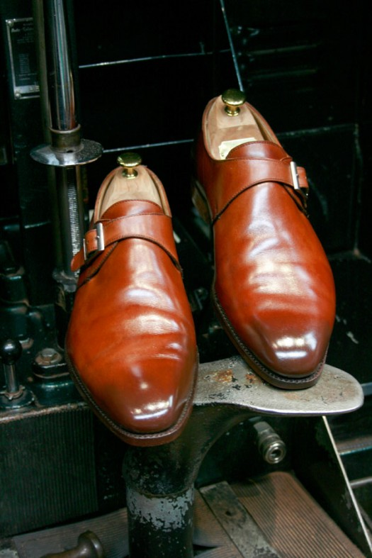Crockett and Jones Monkton - After The Royal Treatment