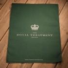 Uitpoetsdoek - The Royal Treatment
