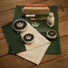Shoe Care set glad leer - The Royal Treatment
