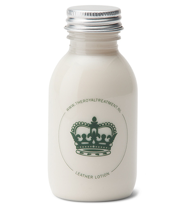 Leather Lotion - The Royal Treatment