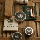 Shoe Care Set glad leer - The Royal Treatment