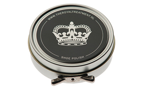 Shoe Polish - The Royal Treatment