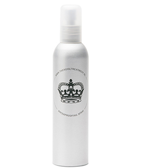 Waterproofing pompspray - The Royal Treatment