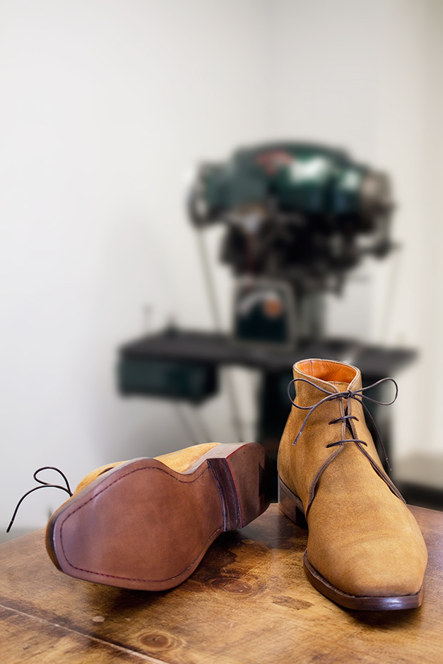 AFTER | Santoni 4954 na The Royal Treatment-methode (reparatie)